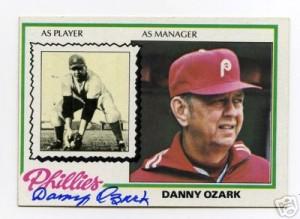 Danny Ozark